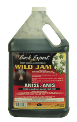 «WILD JAM» ANIS OURS