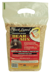 «BEAR MIX» ODEUR POISSONS/FRUITS DE MER