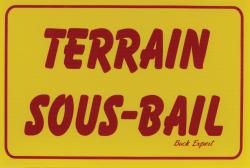 TERRAIN SOUS-BAIL