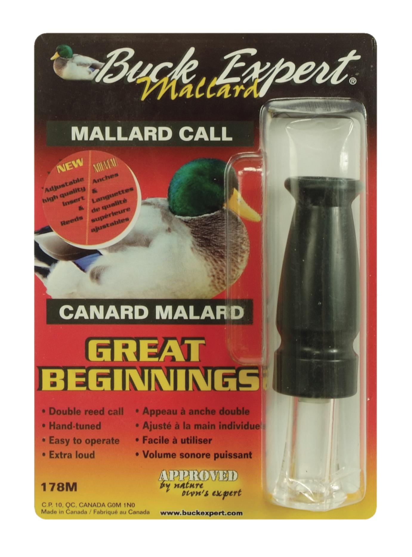 «GREAT BEGINNINGS» MALLARD / COLVERT